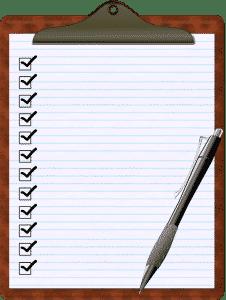 checklist-1643781_960_720
